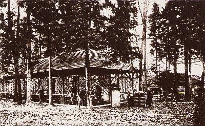 SchutzhütteBlockhaus