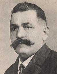 Erster Vorsitzender 1925 Wilhelm Erlenbusch